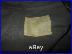 WW2 German Kriegsmarine Foul Weather / U-Boat Deck Pants EXCELLENT